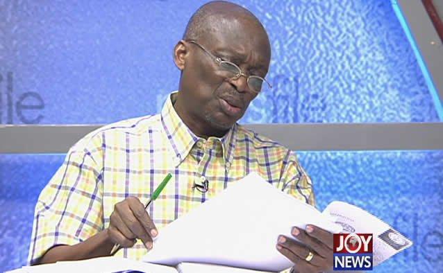 Baako explains why police disobeyed court order on Afoko bail