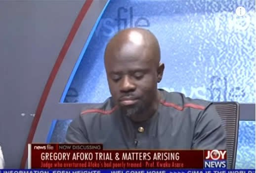 Disobedience to court order? Never! – Lawyer shocked state refused Afoko bail