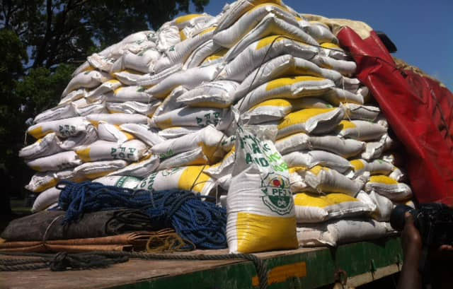 3 Caged Over Missing 4,000 Bags Of Fertilizer