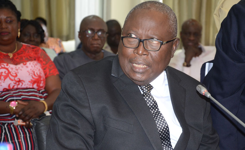 Galamsey Fraud: CID Has No Right To Clear Bissue— Amidu