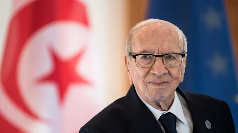 World Oldest Tunisian President Dies Aged 92