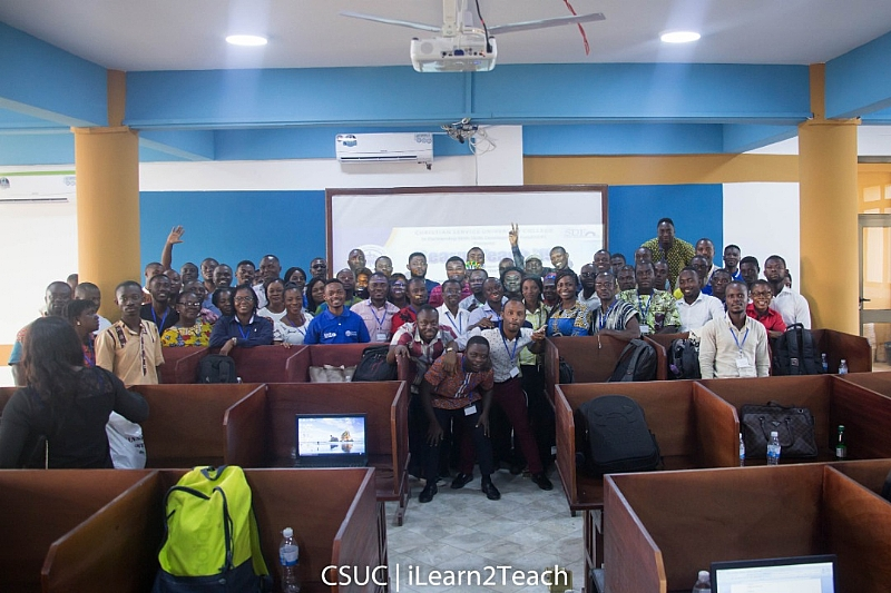 SDF Supports CSUC To Train Over 80 Basic School Teachers In Digital And Internet Safety