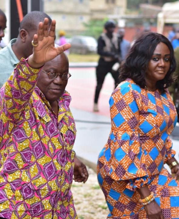 Prestea-Himan Divisional Chief Appeals To Akufo-Addo For Development