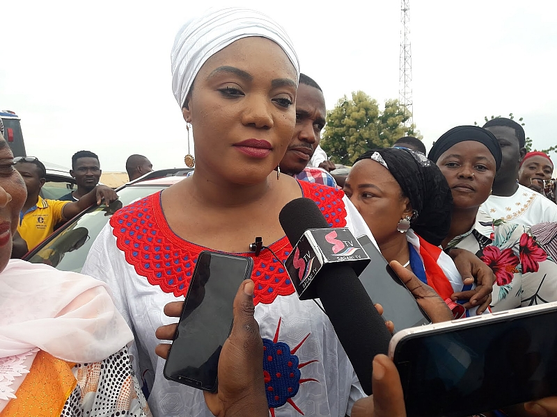 Felicia Tacorabama Files Nomination for Sagnarigu Constituency, Urges Delegates To Rally Behind Her