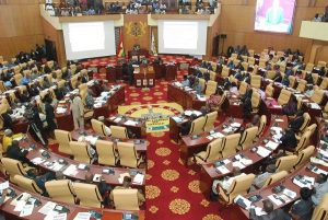 Parliament discusses downward review of ages for presidential, parliamentary hopefuls