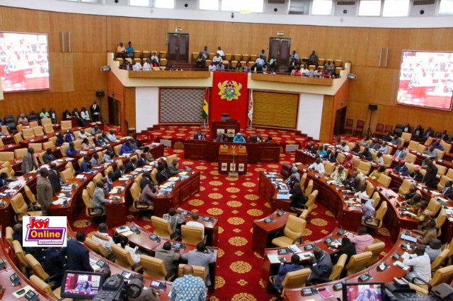 Parliament cautions against disorderly acts by 'strangers'