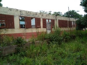 Nsapor M/A school abandons school block after rains rip-off roofing