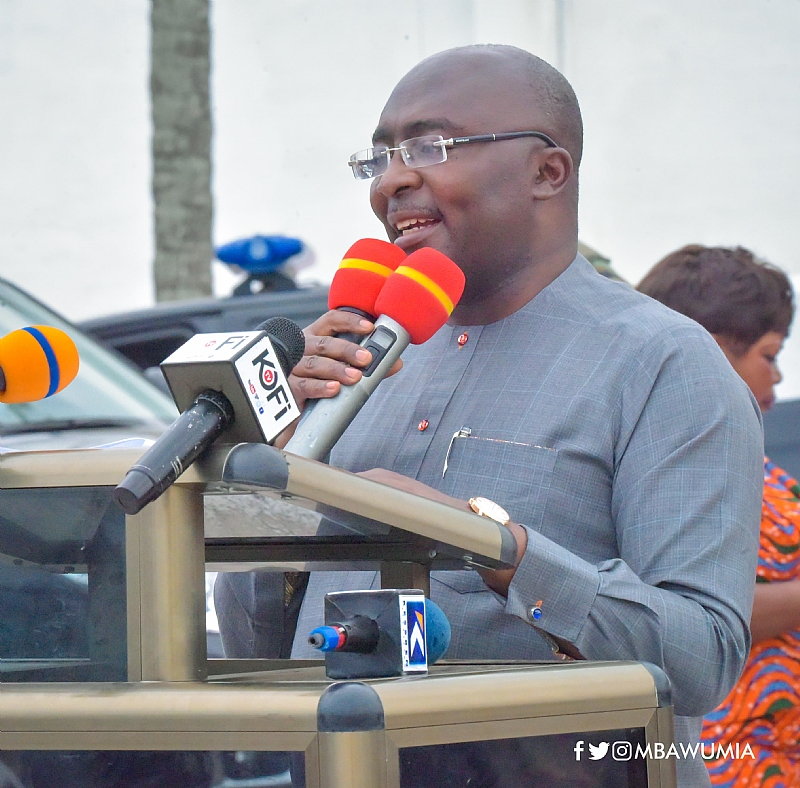 Ten Fish Landing Sites To Be Constructed Soon - Bawumia