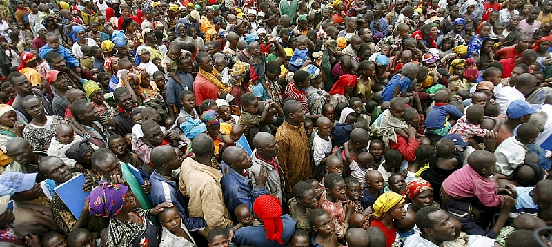 UN Report: In The Year 2100, About 4,3 Billion People Could Live In Africa