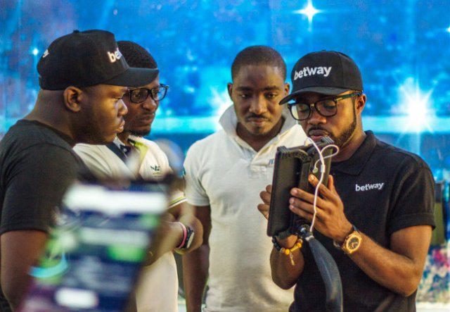 Betway leads the way to fight underage betting in ghana