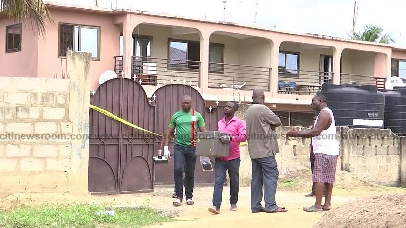 Educationist Shot Dead At Anaji In Takoradi