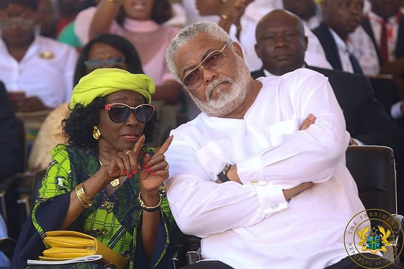 Use Eid to reflect on what is good and holy – Rawlings to Ghanaians