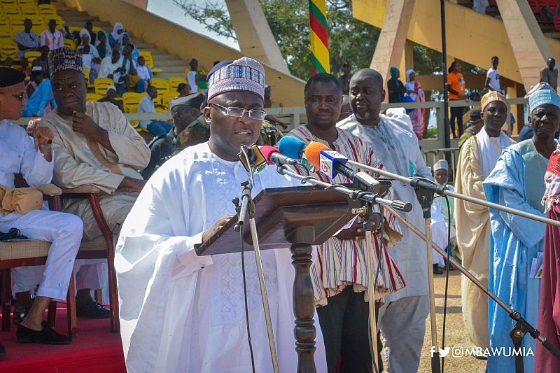 Medical University For North, 42 SHSs To Be Constructed — Bawumia