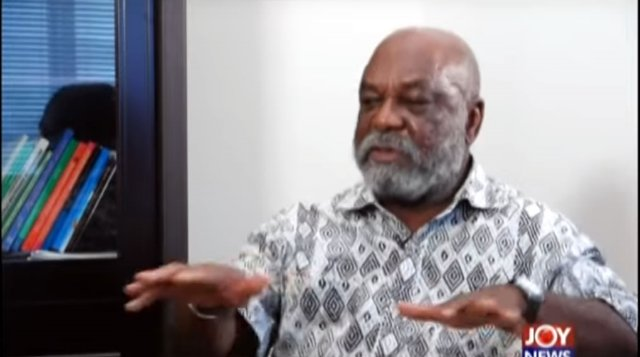 Press Freedom: Prof Karikari Highlights 'frightening' Incidents Under Akufo-Addo Gov't
