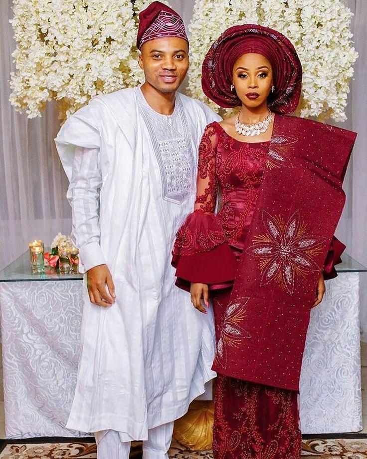 Wedding In Nigeria Traditional Dresses: 4 Interesting African Traditional Wedding Customs