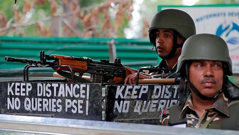 4,000 detained in Kashmir since India's crackdown