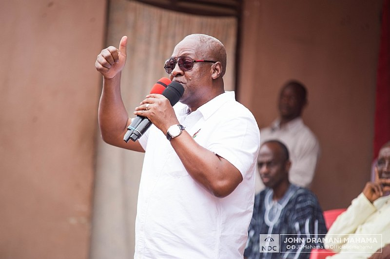 Reduce Your Unnecessary Ministers – Mahama To Akufo-Addo