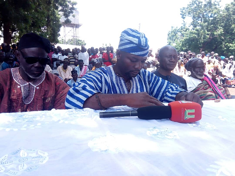 Former Vo-Naa Insulted Us That We're 'Jangbara', We Don't Want Him As Our Chief—Nanton Residents