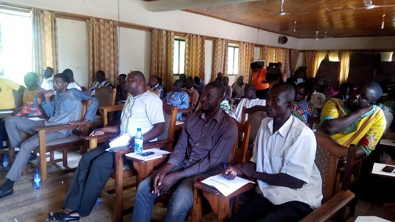 Assembly Members, Heads Of Department Sensitized On GSAM Activities