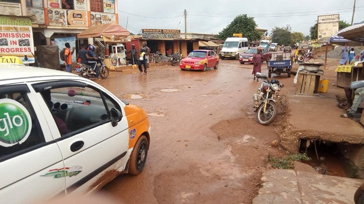 #OFOR Campaign: Fix our roads now or forget 2020 elections- Obuasi residents