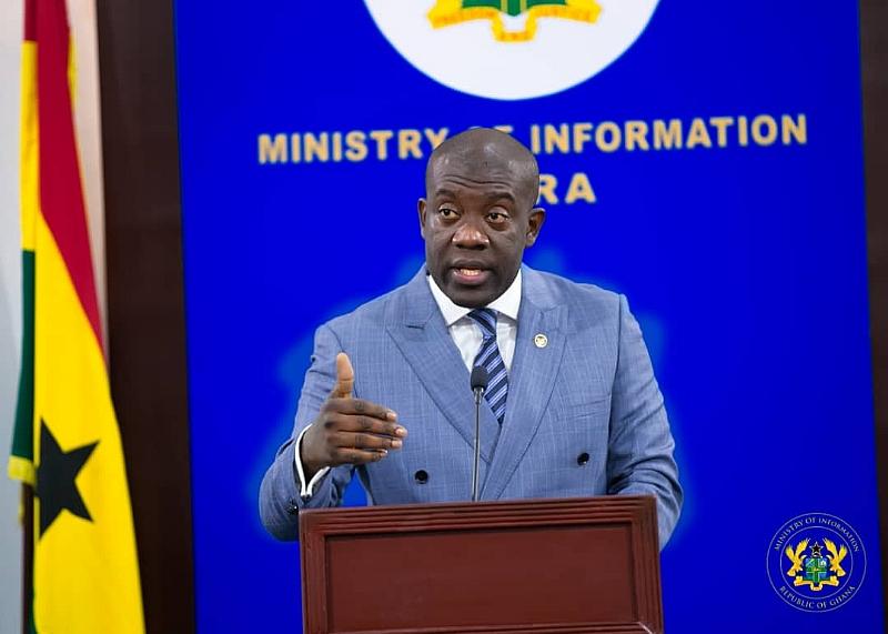 PDS Saga: Investigative Team Goes To Qatar — Information Minister