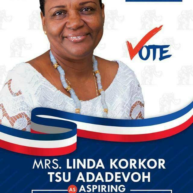NPP's Linda Adadevoh Vows To Win Lower Manya Krobo Seat