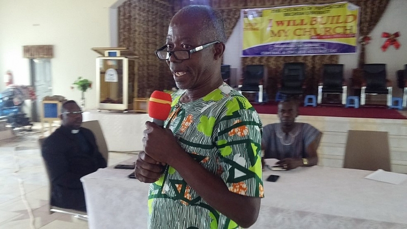 Research Extension Linkage Committee Holds Meeting At Bechem