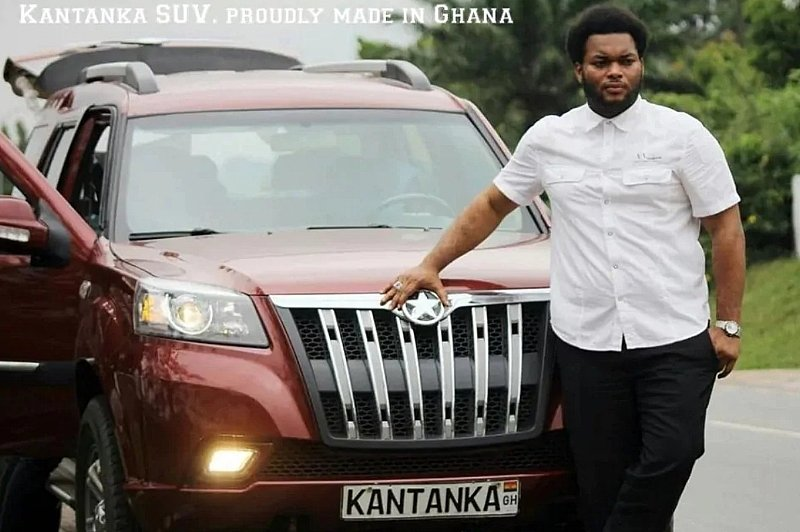 Kantanka Cars; Gov't Charges GHC25,000 As Duty Per Purchase
