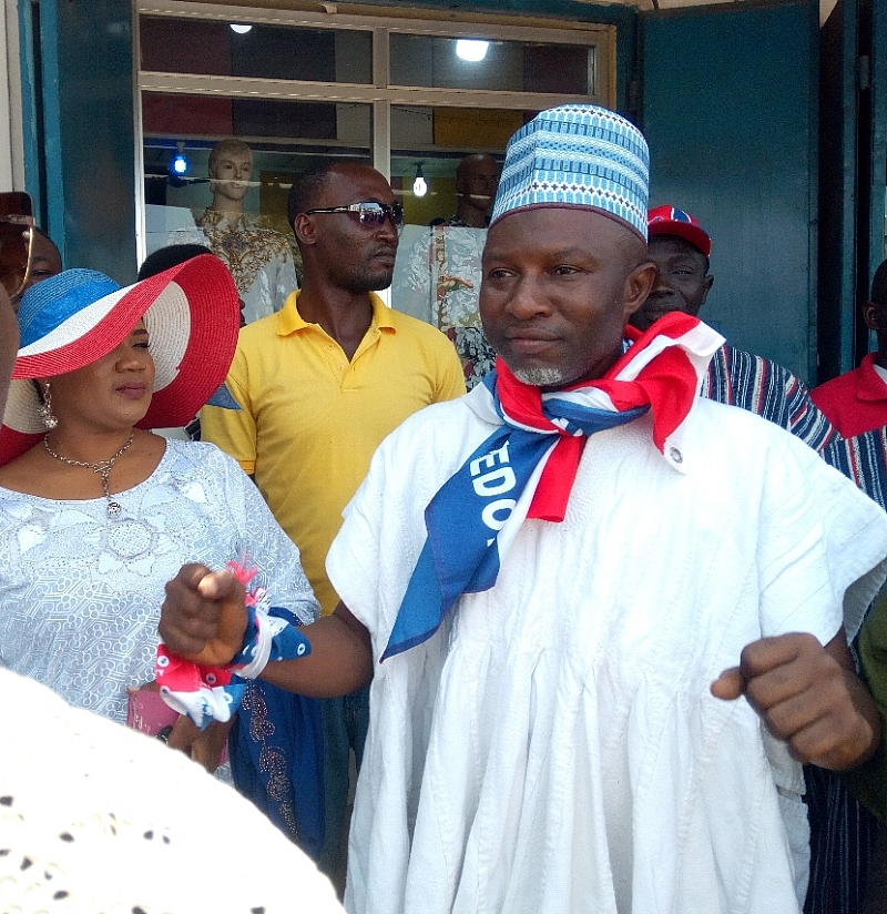 AnchorIt is Time to Win the Ayawaso North Constituency Seat: NPP's Alhaji Malik declares…...
