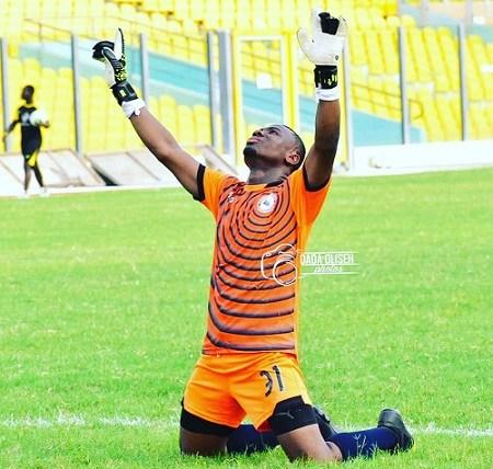 Ibrahim Danlad Express Gratitude To Berekum Chelsea After Ending Loan Spell