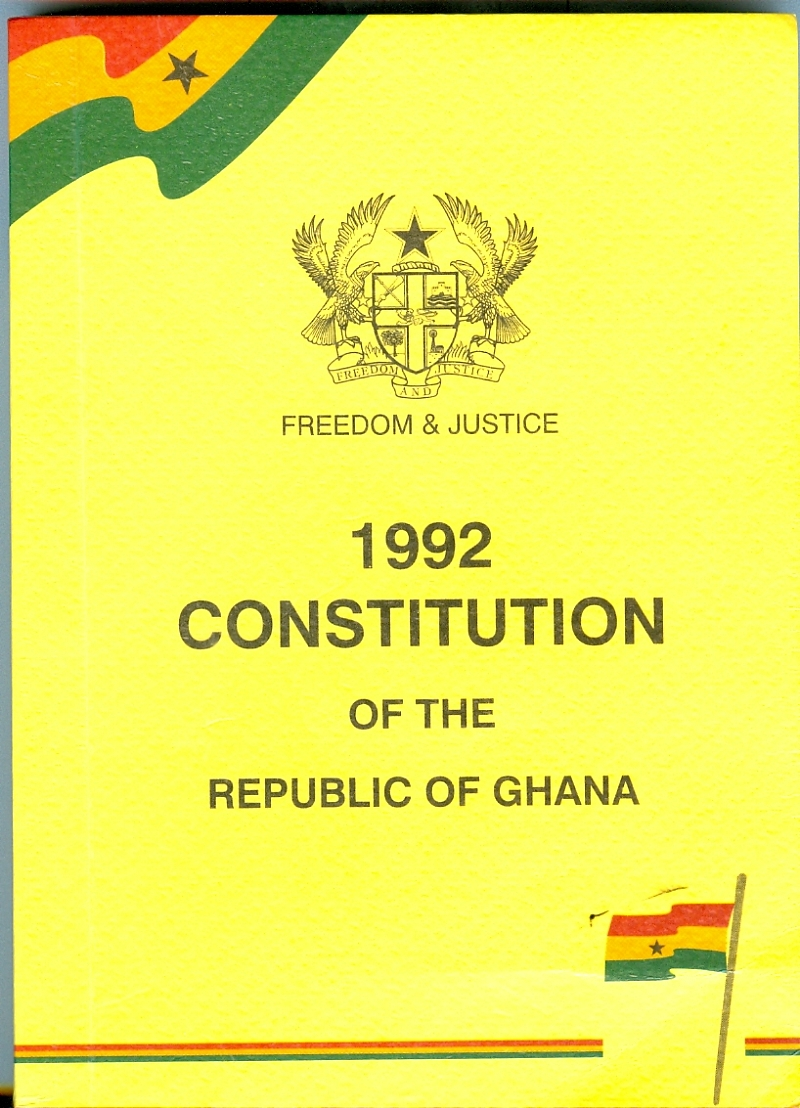 Opinion Who Defines A Ghanaian The Constitution Or
