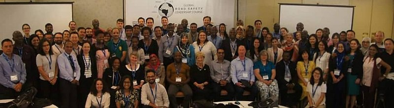 Global Road Safety Leadership Course Begins In Baltimore