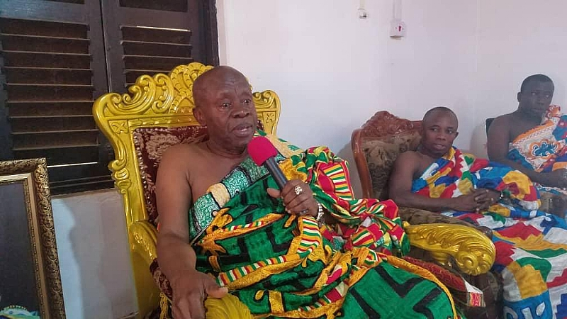 Make Sure We Benefit From The Bauxite Mining – Chief Urges GIADEC