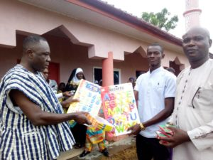 "Krachi East MP Observes ""My First Day At School"" With Donations"