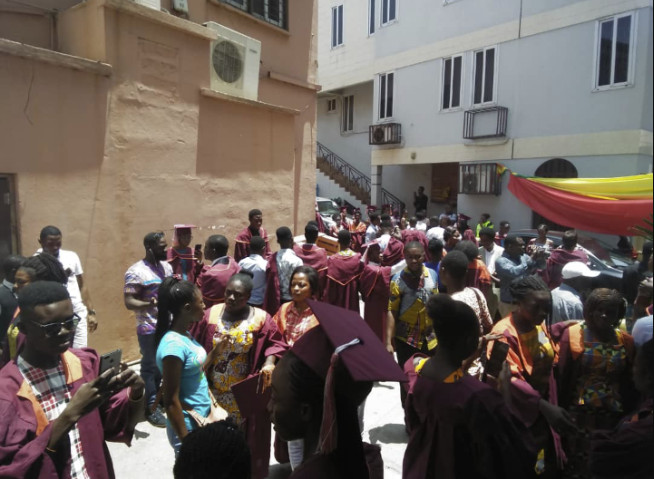 MIG holds 2019 matriculation ceremony