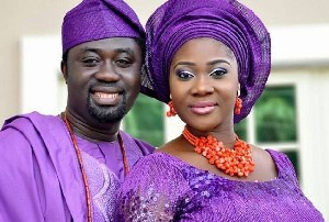 I suffer pain whenever my husband is upset with me – Mercy Johnson