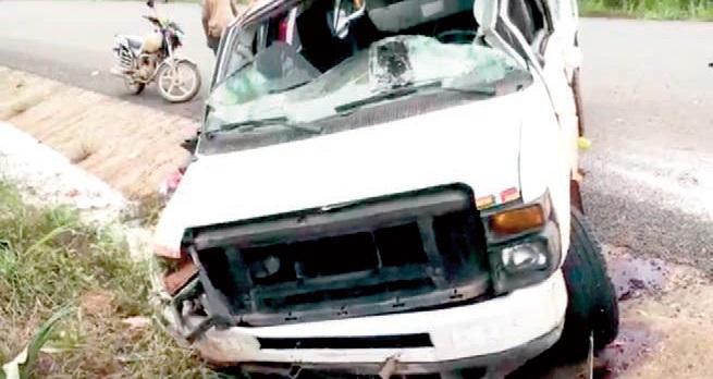 2 Killed In Car Crash On Obuasi Road