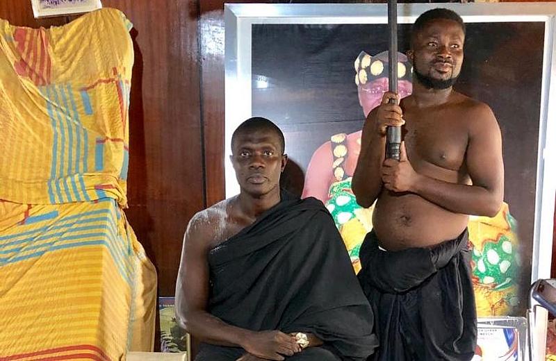 Nana Anye Amoanpong Tabrako III chosen as new Wenchi Omanhene