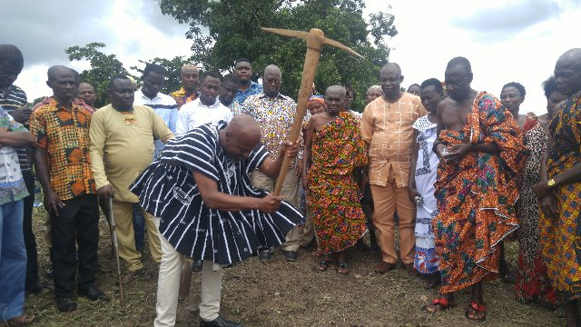 Kwahu West: Two Schools To Get Classroom Blocks