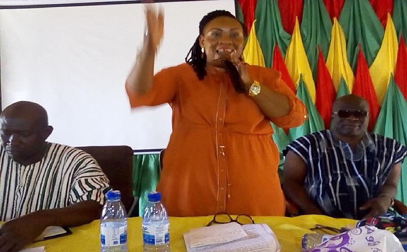 Atebubu-Amantin Benefitting From $1m Per Constituency Initiative