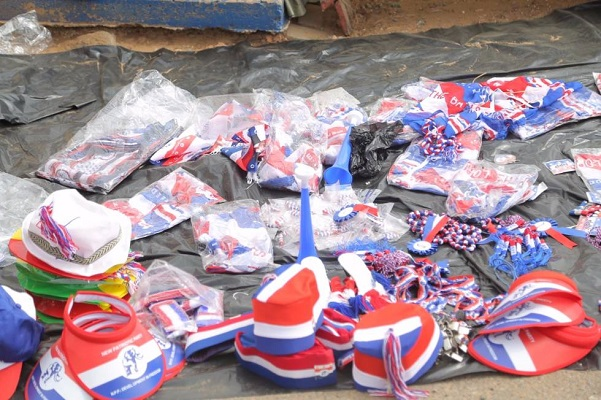 Savannah NDC Wants GES To Investigate Branding Of Damongo SHS With NPP Colours