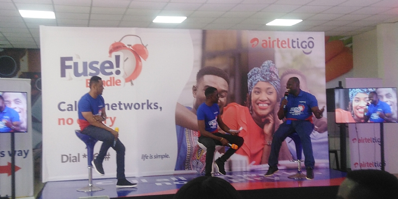 AirtelTigo Unveils 'Fuse Bundle Song'