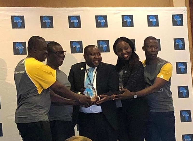 GCB Awarded Best Bank In Africa For Compliance