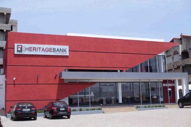 Agongo 'Sad' Over Auctioning Of Heritage Bank Assets