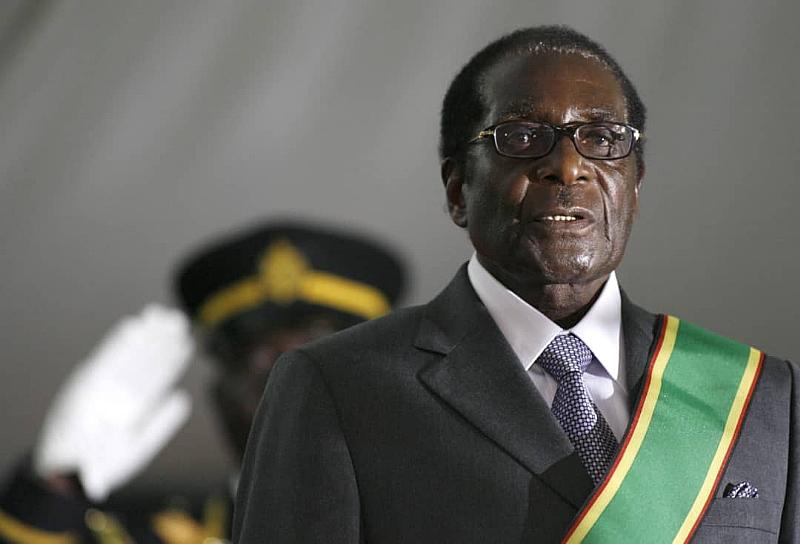 Snr. Comrade Mugabe -Journey Well