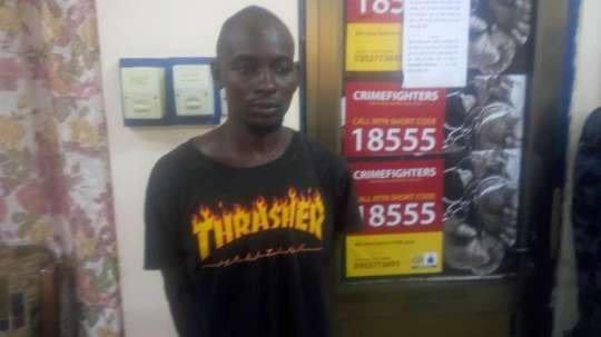 Carpenter, Boy Arrested For Murder Of Girl