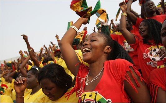 2014 World Cup: Ghanaian fans buying match tickets mean ...
