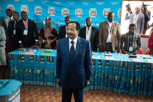 Cameroon president calls 'national dialogue' on separatist crisis