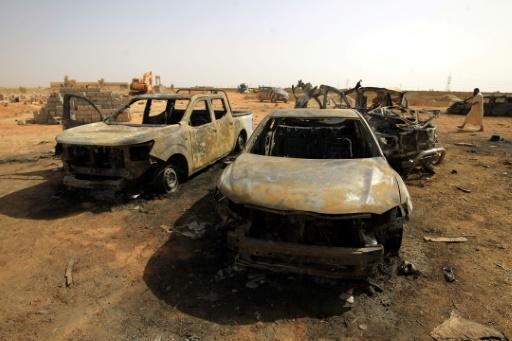 Car bomb kills at least four at funeral in Libya's Benghazi