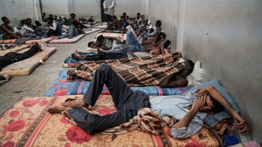 Migrants, refugees in Libyan centres must be freed: UN